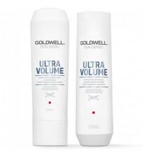 CẶP DẦU GỘI XẢ TĂNG PHỒNG TÓC GOLDWELL DUALSENSE ULTRA VOLUME 250ML