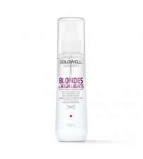 Xịt dưỡng giữ màu tone sáng Goldwell Dualsenses Blonde & Highlights Brilliance Serum Spray 150ml