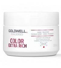 Mặt nạ giữ màu tóc nhuộm Goldwell Dual Senses Color Brilliance Extra Rich 60 Second Treatment 200ml Double 200ml