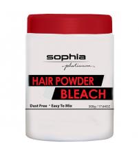 BỘT RỬA MÀU TÓC (SOPHIA PLATINUM HAIR POWDER BLEACH) 500G